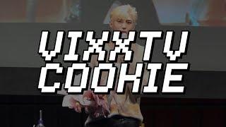 빅스(VIXX) VIXX TV cookie [꽃을 든 레오]