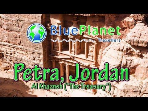 "Petra, Jordan's most famous ""Rose City"" from centuries past"