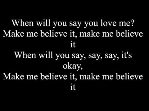 The Dead Rabbitts - Make Me Believe It Feat. Caleb Shomo