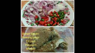 Ikan pekasam merupakan hidangan yang popular di utara semenanjung Malaysia.