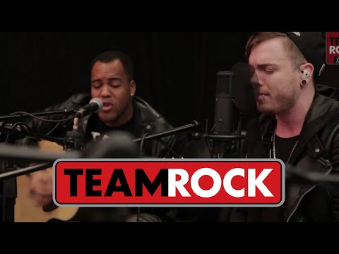 Set it Off - 'Ancient History' unplugged   TeamRock