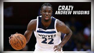 "Andrew Wiggins Mix ""Crazy"""