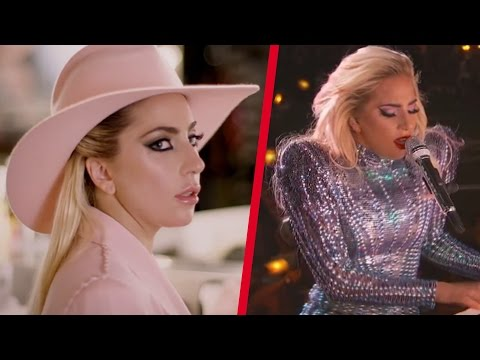 Lady Gaga - Studio vs Live