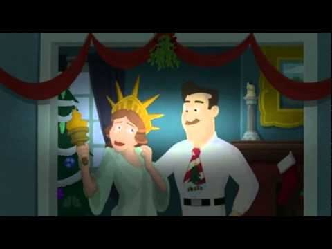 How Murray Saved Christmas Full Movie