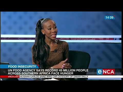 Food Insecurity In Southern Africa
