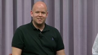 Daniel Ek: The Big, Hairy, Audacious Goal of Spotify