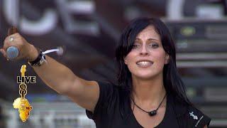 Silbermond - Durch die Nacht (Live 8 2005)