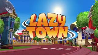 LazyTown - We are Number One Music Video (Tartufi version)