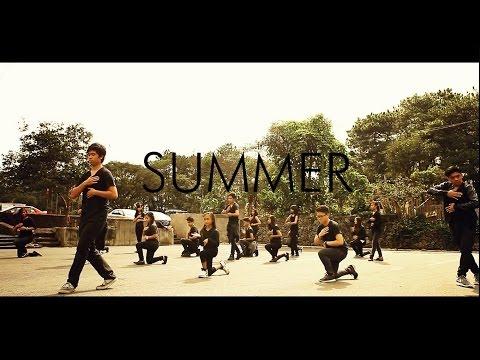 Calvin Harris - Summer | Ziggy Watanabe Choreography