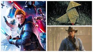 Star Wars Jedi 2. Слух: Средневековый экшен от Rockstar. Heavy Rain взломана | Игровые новости