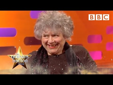 Miriam Margolyes: She's not a  of Winona Ryder!  The Graham Norton , Ep 18  BBC One