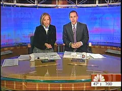 Today show open Jan 2006 - YouTube