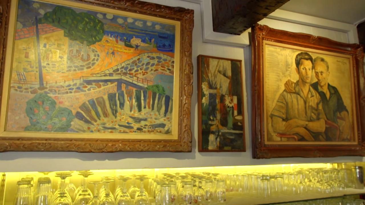 Restaurant Les Templiers Collioure C 244 Te Vermeille Youtube