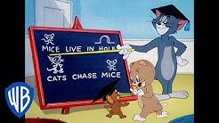 Tom & Jerry | Lessons Learned! | Classic Cartoon Compilation | WB Kids
