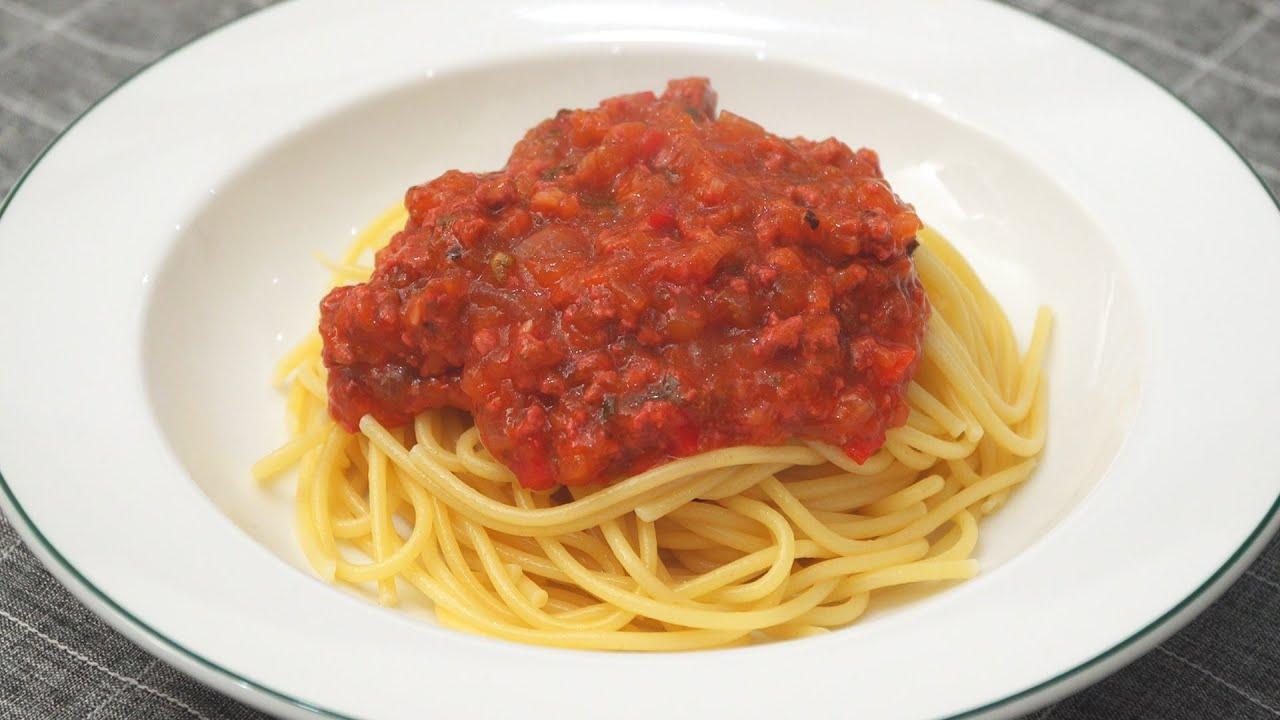 Spaghetti Easy Recipe