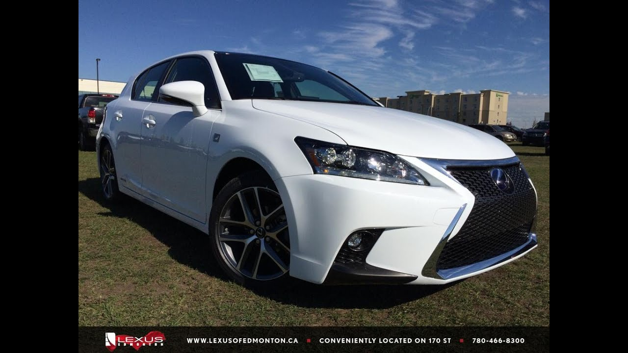 2016 Lexus Ct 200h Hybrid Review