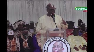 Guédiawaye - Macky aux militants: