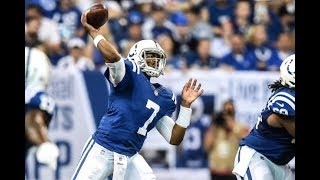 Jacoby Brissett Ultimate 2017 Highlights