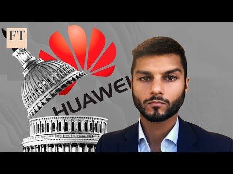 US accuses Huawei