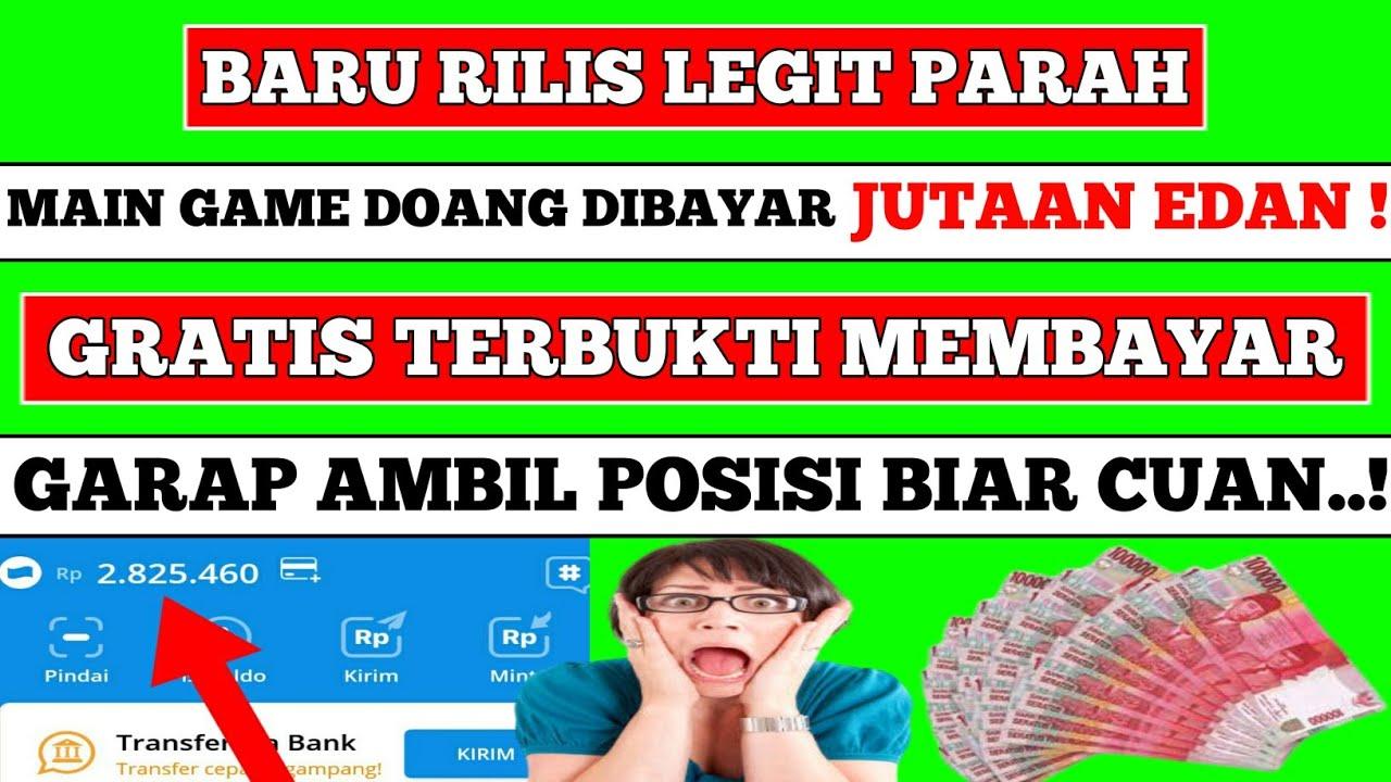 BARU RILIS, APLIKASI PENGHASIL UANG TERCEPAT 2021 TERBUKTI ...