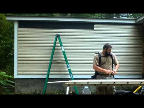 This Old Trailer: Episode 60 Vinyl Siding