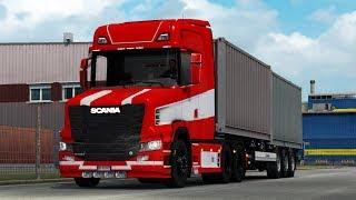 [ETS2 v1.35] Scania S New Gen Tcab V3