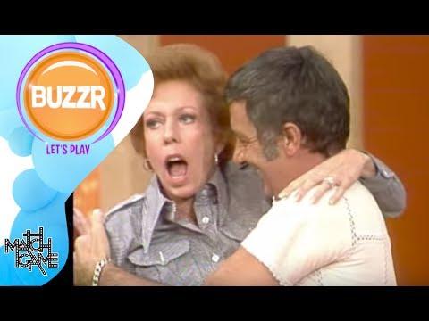 Amazing! Carol Burnett Crashes Match Game Set | Buzzr