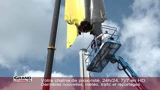 Pas-de-Calais : Un missile v2 au blockhaus d'Eperlecques