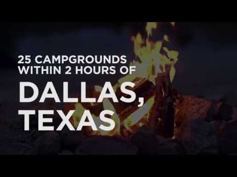 Rv campgrounds near fort worth tx