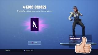 HOW TO GET BOOGIE DOWN EMOTE! (FORTNITE)