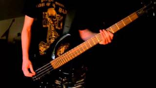 Black Label Society - Damn The Flood Bass Cover