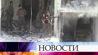Вруки курдского ополчения попали двое россиян, сбежавших отбоевиков ИГИЛ.