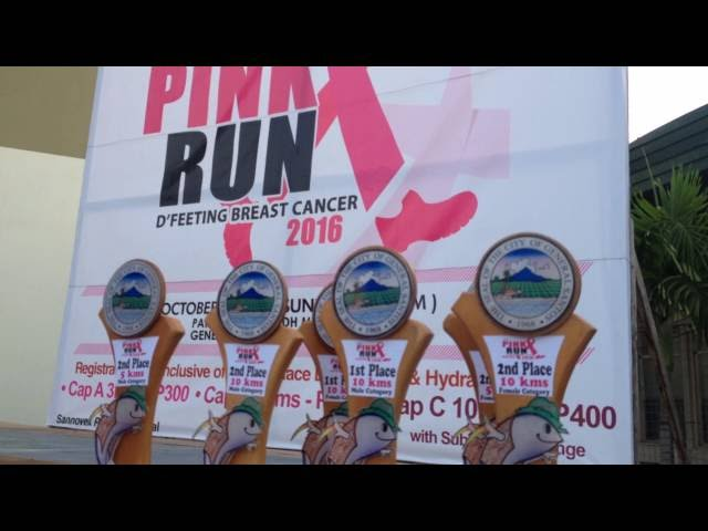The Pink Run 2016