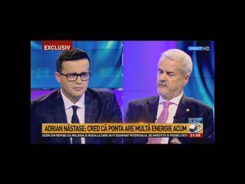 STIRIPESURSE.RO Adrian Năstase le dă lectii LIVE lui Ponta si Dragnea