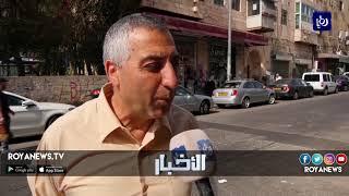 الاحتلال يشوه معالم بلدة القدس القديمة من خلال طمس ملامحها - (19-10-2018)