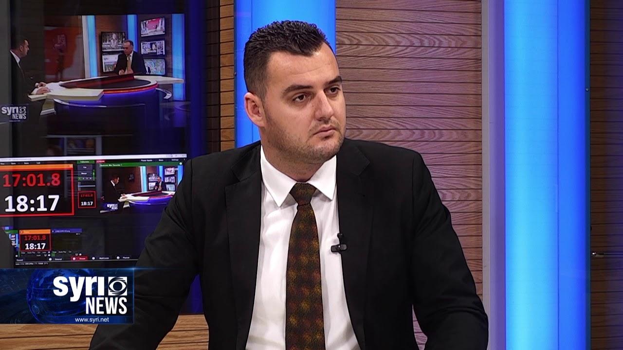 Intervista ne Syri Net, i ftuar ne studio Neshat Fana