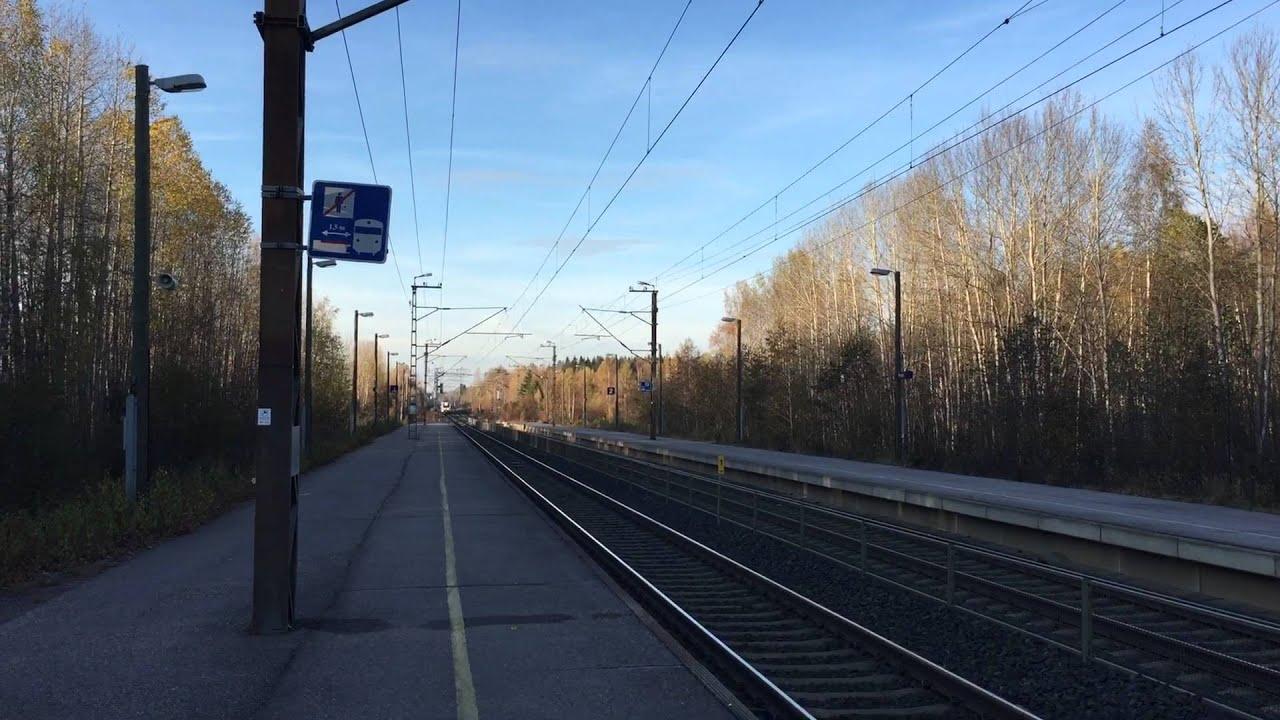 Helsinki Järvenpää Juna