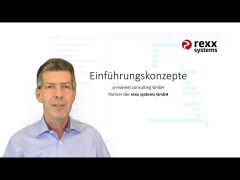Einblicke in rexx systems Lösungen vom Consulting Partner p-manent