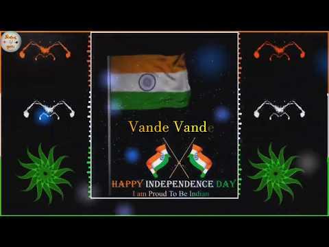 Independence Day Status | Desh bhakti Status | 15 august status | Vande Vande Mataram