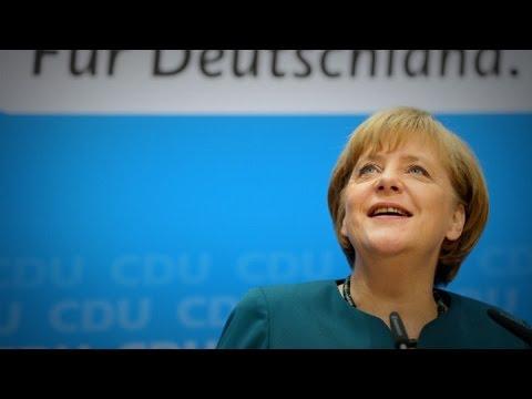 Is German Chancellor Merkel Preparing to Step Down?