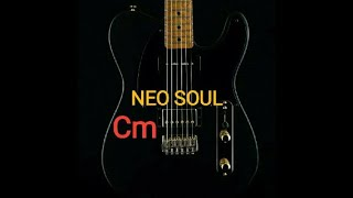 SMOOTH NEO SOUL BACKING TRACK Cm