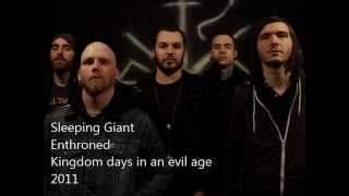 Sleeping Giant - Enthroned (Sub Español)