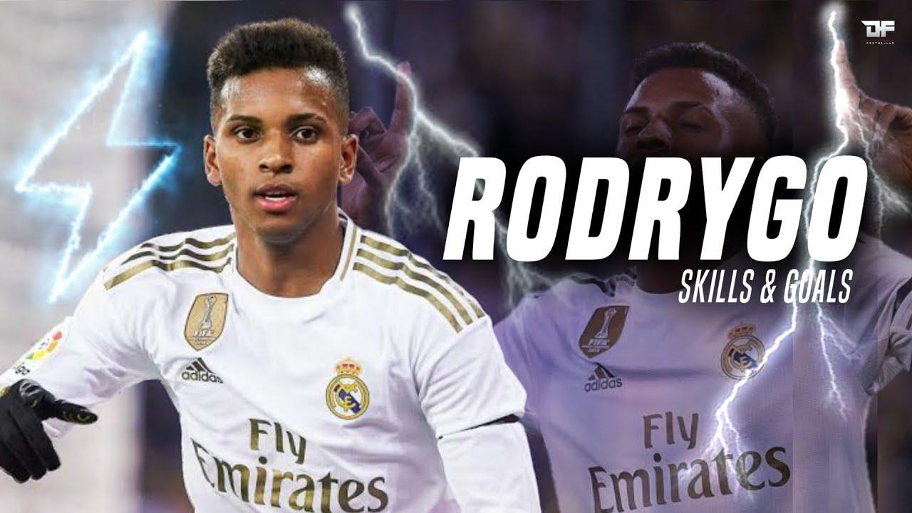 Rodrygo Góes 2020 - Skills, Assists & Goals | HD