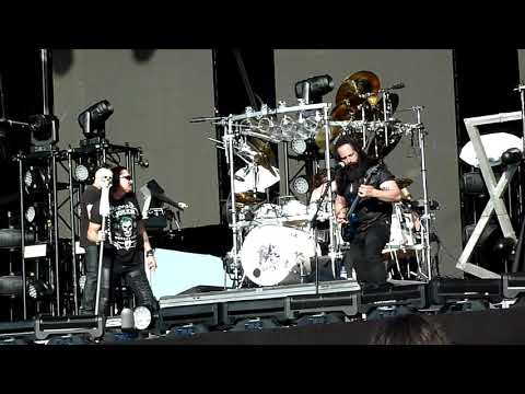 Pull me Under - Dream Theater live @ Firenze Rocks 13 june 2019 Florence