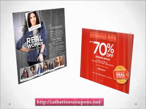 graphic regarding Catherines Printable Coupons identified as Catherines Coupon codes - Obtain Catherines Discount codes In addition Measurement Browsing