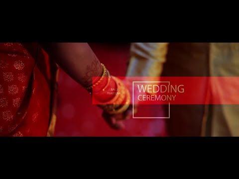 Balu - Praveena Wedding highlights ZoomArt