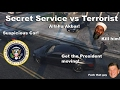 Secret Service vs Terrorist | Protect The President