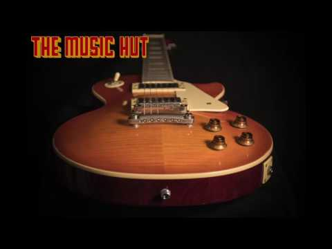 AC/DC Style Classic Rock Guitar Backing Track (Am - 140bpm) Full Song