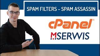 Jak zablokować niechciane wiadomości e-mail przychodzące na skrzynkę mailową? -spam filters / cPanel