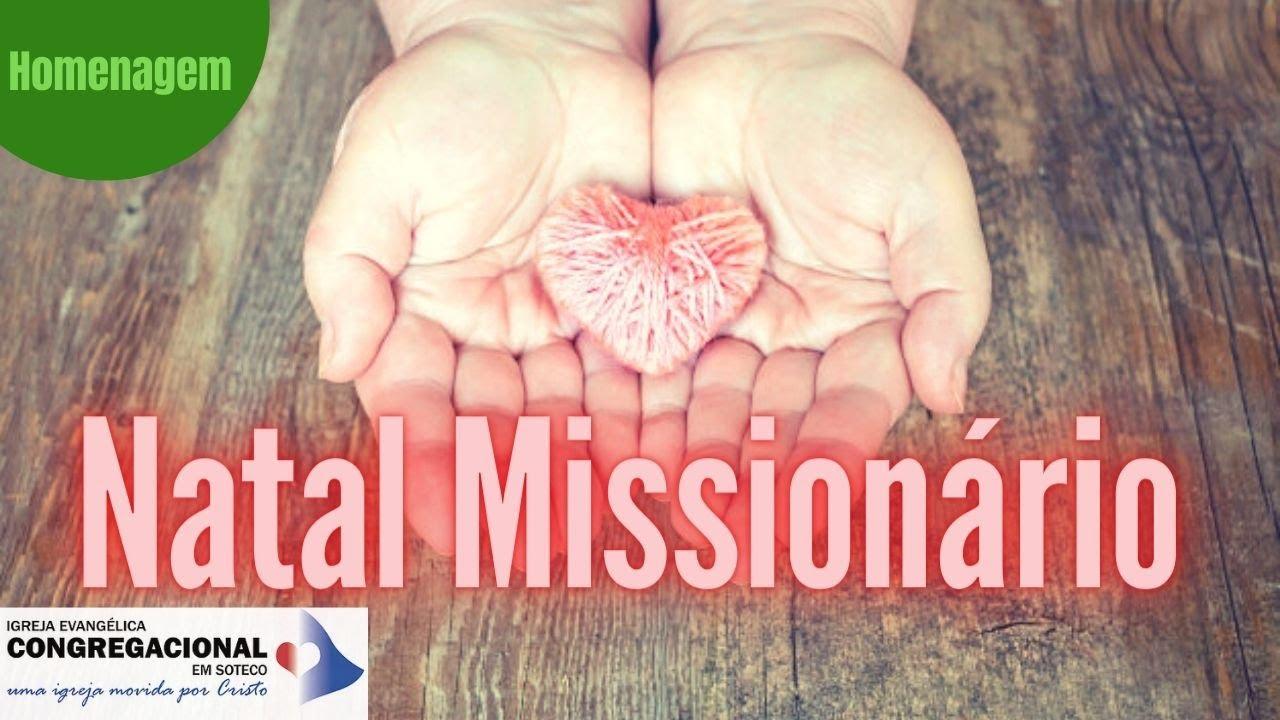 Missionários e o Fim de Ano